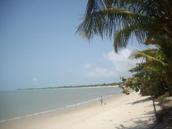 Poty Praia Hotel: a praia do espelho