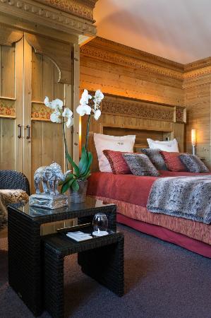 Hotel Manali : Chambre Hôtel Manali