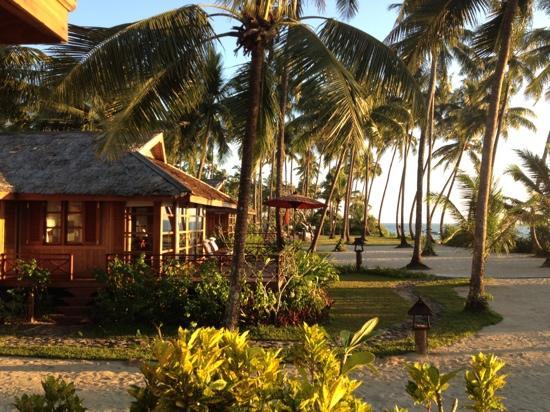 Amara Ocean Resort: Beach front