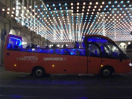Cabrio Bus Torino