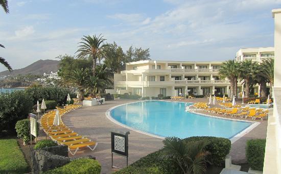 Iberostar Lanzarote Park: une des piscines
