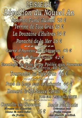 Restaurant Le Safari Nice