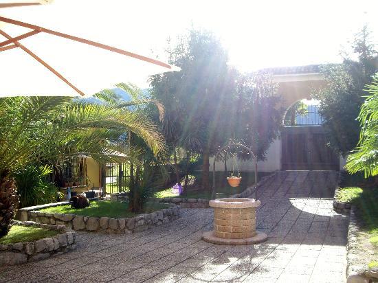 Residence Segattini : La piccola corte in cui c'era il nostro appartamento