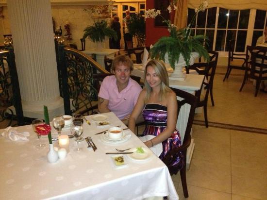 Grand Bahia Principe Punta Cana: Italian Restaurant