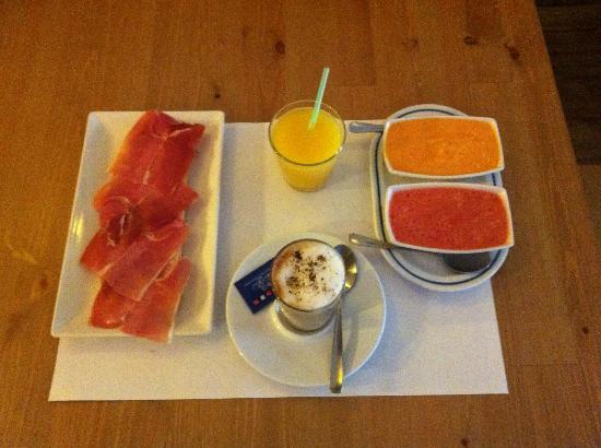 Golfo's: desayuno nº 2
