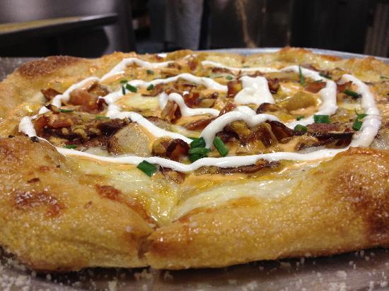 Mellow Mushroom: Mmmm....pizza!!