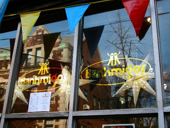 Photo of Vietnamese Restaurant Banhmigos at 178 Lincoln Pl, Brooklyn, NY 11217, United States