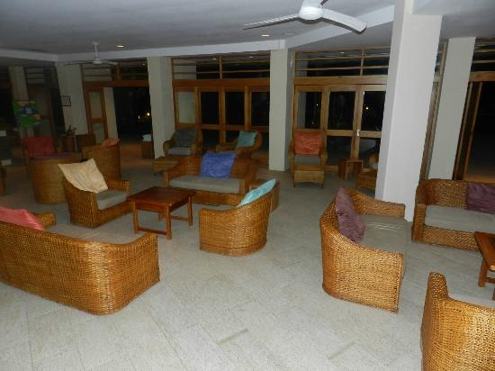 Finch Bay Galapagos Hotel: Sala