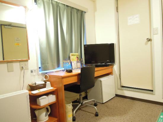 Super Hotel Tokyo Akabane: TV