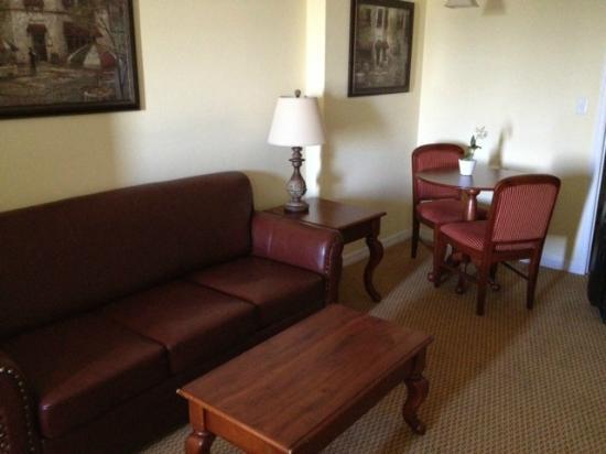 The Point Orlando Resort : Sofa & Business