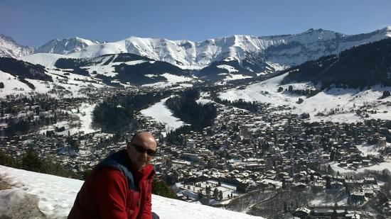 Mont d'Arbois Ski Area: долина Межева