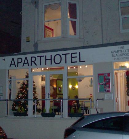 أبارتهوتل بلاكبول: Aparthotel Blackpool