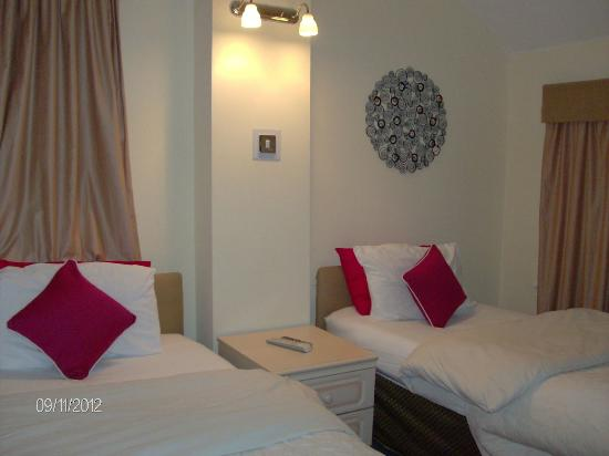 Aparthotel Blackpool: Apartment Twin Bedroom