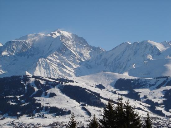 Mont d'Arbois Ski Area: Монблан