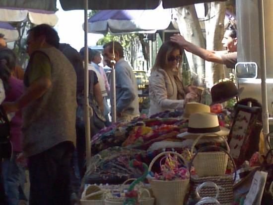 Alley of the Frogs (Callejon de los Sapos): El callejon de los Sapos, Puebla Mexico