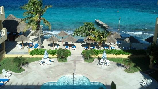 Playa Azul Golf, Scuba, Spa: Awesome view from room