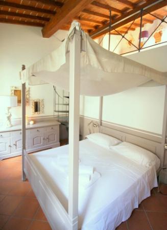 Thatsitaly apartments: Suite 19 - Romantic Bedroom