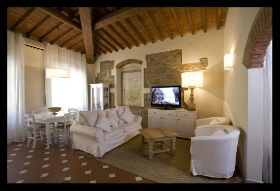 Thatsitaly apartments: Suite 16 - Living Room