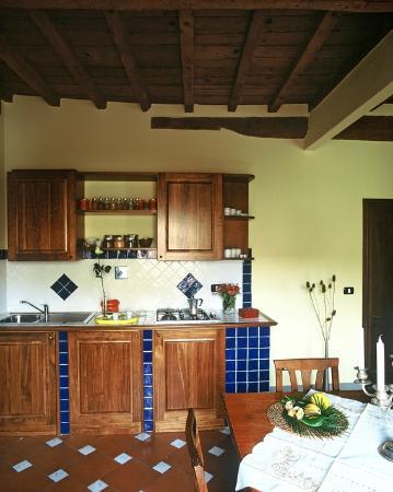 Thatsitaly apartments: Suite 28 or 29 Kitchen