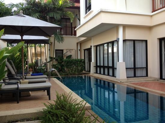 Angsana Villas Resort Phuket: 3 bedroom pool villa