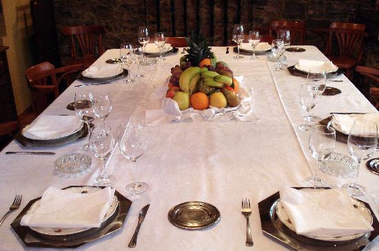 La Marmita: Salon privado planta segunda
