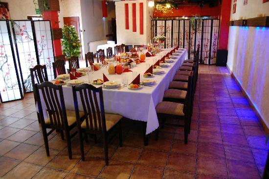 Restauracja Ogrod Smakow: Imprezy