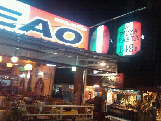 Jeseao Restaurant and Pizzeria: very good food