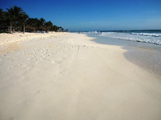 Encantada Tulum: You have the beach to yourself!