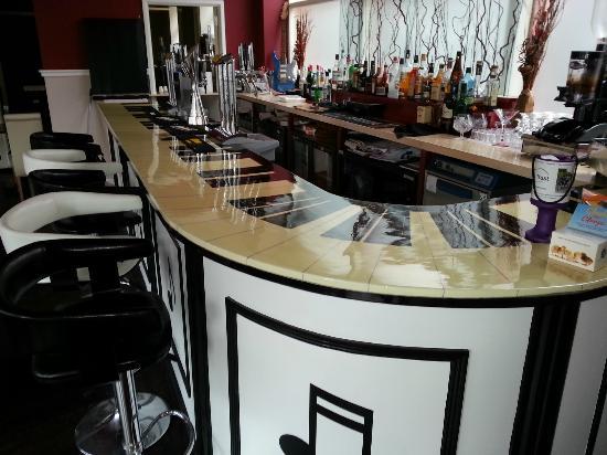 Cravings Rock Cafe : 'Piano' Bar