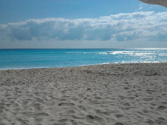 Playa Delfines: Belleza!