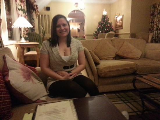 Craig Manor Hotel: One of the very comfy Lounge areas