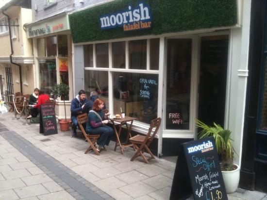 Moorish Falafel Bar