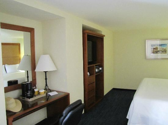 Holiday Inn Express Centro Historico Oaxaca: King Junior Suite