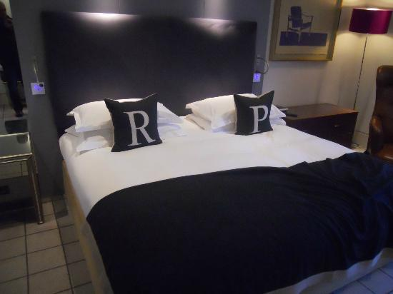 Rudding Park Hotel: Our room