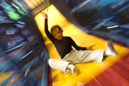 Frankie's Fun Park: Fun House!