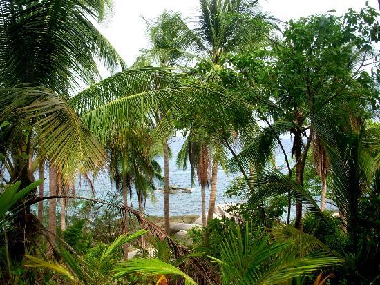 по дороге к Sai Nuan Beach