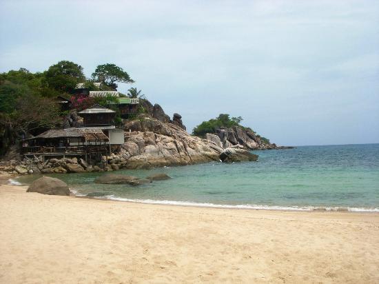 Koh Tao, Tailandia: Sai Nuan Bey в нескольких шагах от Sai Nuan Beach