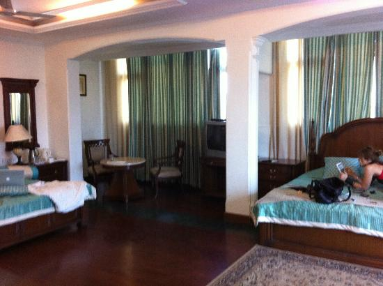 Hotel Ajanta: great space and comfort