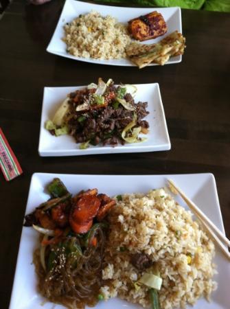 Korean Bulgogi House: great food