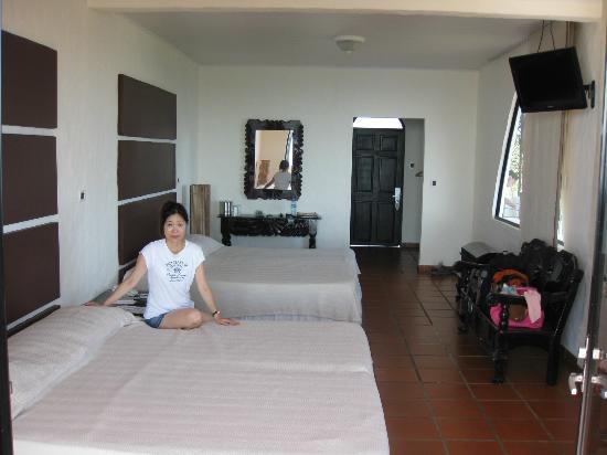 La Mariposa Hotel: Spacious full ocean view room