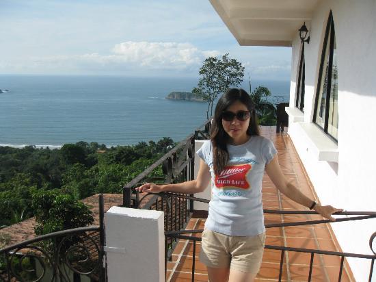 La Mariposa Hotel: Balcony