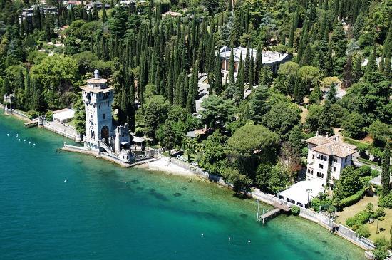 Gardone Riviera, Italia: La Torre San Marco