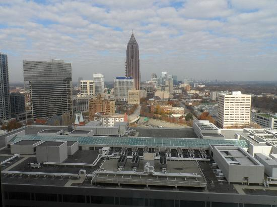 Atlanta Marriott Marquis: Atlanta Skyline