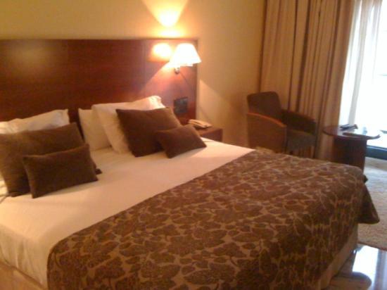 Hotel Carlos I Silgar: Habitación
