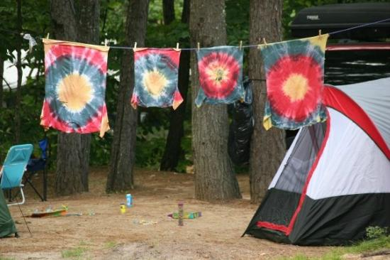 Chocorua Camping Village: Daily Recreation Activities