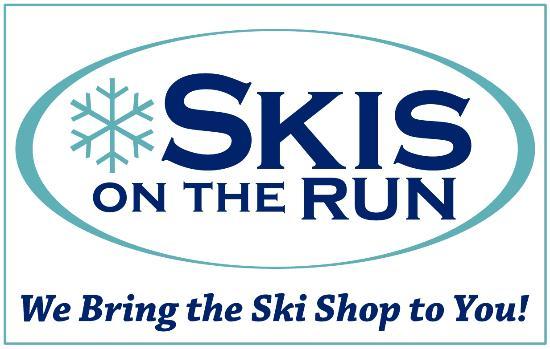 Skis on the Run: SOTR logo slogan