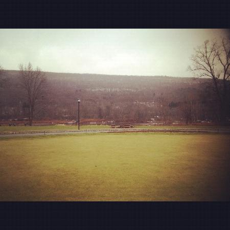 The Shawnee Inn and Golf Resort: Beautiful