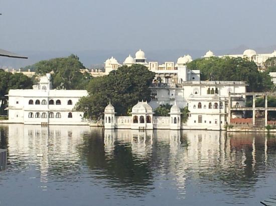 Narayan Niwas: The view from my room.. Fantastic