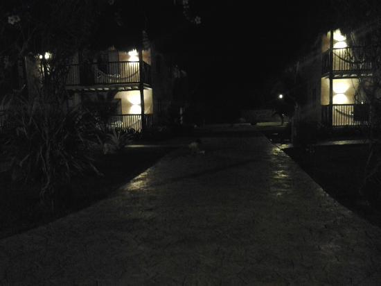 Allegro Cozumel: caminando por el hotel