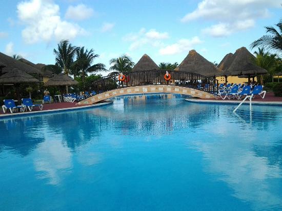 Allegro Cozumel: piscina